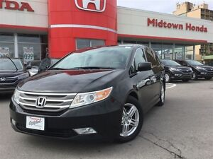 2013 Honda Odyssey Touring - Dvd Player / Navigation / Sunroof