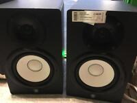Yamaha hs 7 Monitors