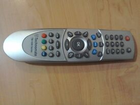 Technomate satellite receiver remote control TM 1000 series for Technomate 1000, 1000 D & 1500 CI+