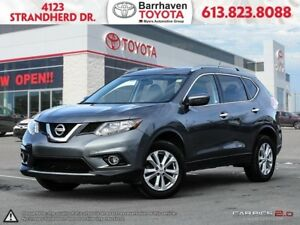 2016 Nissan Rogue SV - AWD - PUSH BUTTON START - BACKUP CAMERA