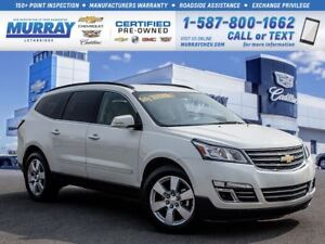2013 Chevrolet Traverse LTZ**One Owner!  Fully Loaded!**