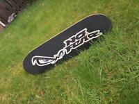 No fear skateboard Black