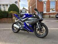 Yamaha YZF125 R125 2014 Not RS4 RC CBR RS 125