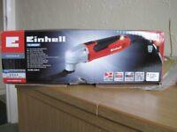 Multifunction tool, Made by Einhell 220Watt 240Volt