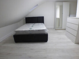 New Luxury Room within Fully Renovated House, close to Town Centre. All Bills Included