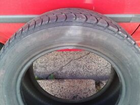"""***Dunlop 205/55R15 Inch Sp Sport 2000 Tyre Forsale.""""It Would be good as a spare for winter etc""""***"""