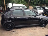 Owners: 2 Vauxhall Corsa1.3 CDi 16v Design 5dr (a/c) long MOT drive perfect engine gearbox exc