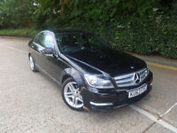 Mercedes-Benz C Class C220 Cdi Blueefficiency Amg Sport Saloon Manual Diesel 0% FINANCE AVAILABLE