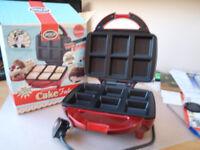 American Retro Cake 'Factory' / 1950-ies style
