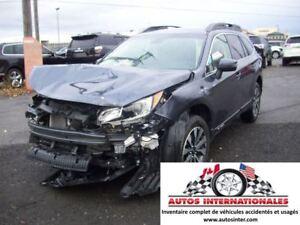 2017 Subaru Outback 2.5 LIMITED W/TECH AWD EN MARCHE