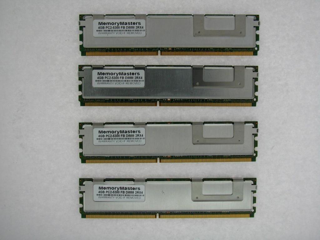 A2257216 16GB 2X8GB DDR2-667 Fully Buffered Memory Dell PowerEdge 1950 FBDIMM