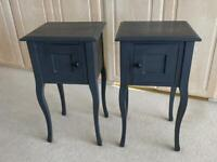 2 Bedside/ Lamp tables from Laura Ashley