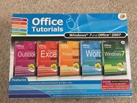 Microsoft Office Tutorials set