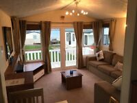Stunning Static Holiday Home For Sale, Stunning Sea-Views On The East Coast Of The Scottish Borders