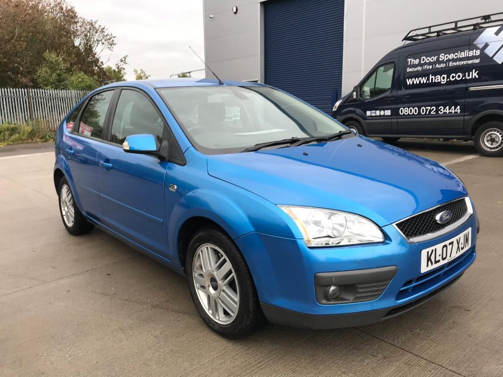 Ford Focus Ghia 2 0 2007 5dr Automatic New Service In Fishponds Bristol Gumtree