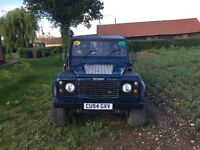 Land Rover Defender TD5 90