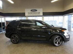 2014 Ford Explorer Sport 3.5L Ecoboost **Panoramic Roof, Adaptic