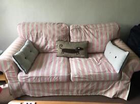 Really comfy Ikea sofa