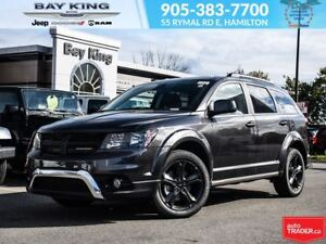2018 Dodge Journey Crossroad AWD