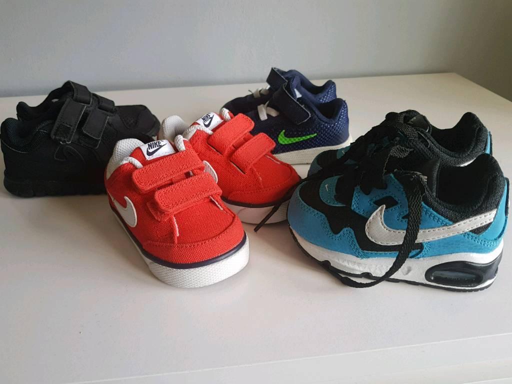 Nike baby trainers  b81a3b9bae28