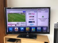 """LG 55LW650T 55"""" Full HD LED 3D TV - Excellent condition"""