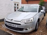Citroen C5 1.6 e-HDi Airdream 16v VTR+ EGS6 4dr (Nav) FSH~2 Owners~Leather~Warranty