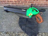 Powerbase Leaf Blower & Vacuum