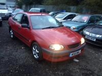 """TOYOTA,AVENSIS,GS,SE,1.8cc,5DR,MANUAL,110BHP,RED,FSH"""