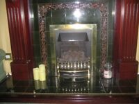 Baxi Wentworth Deluxe Gas Fire