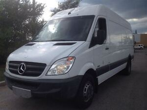 2011 Mercedes-Benz Sprinter 3500