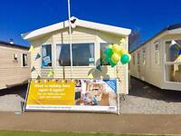 Half Price Site Fees! At Withernsea Sands Holiday Park £1601 for this year. Yorkshire Coast