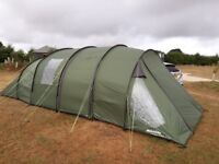 Eurohike Buckingham 8 Classic Family Tent - only used twice