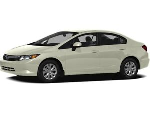 2012 Honda Civic LX Just arrived! Photos coming soon!