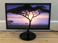 Samsung S22F350 22-Inch HDMI LED Monitor - Black