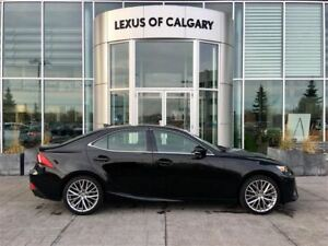 2016 Lexus IS 300 AWD Luxury Package