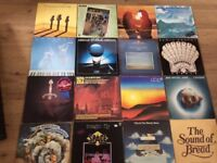16 Vinyl LPs (Offers) some doubles exc well looked after
