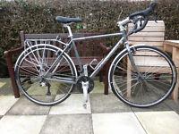 RIDGEBACK PANORAMA WORLD TOURING BIKE The Luxury bike to take you anywhere in the world