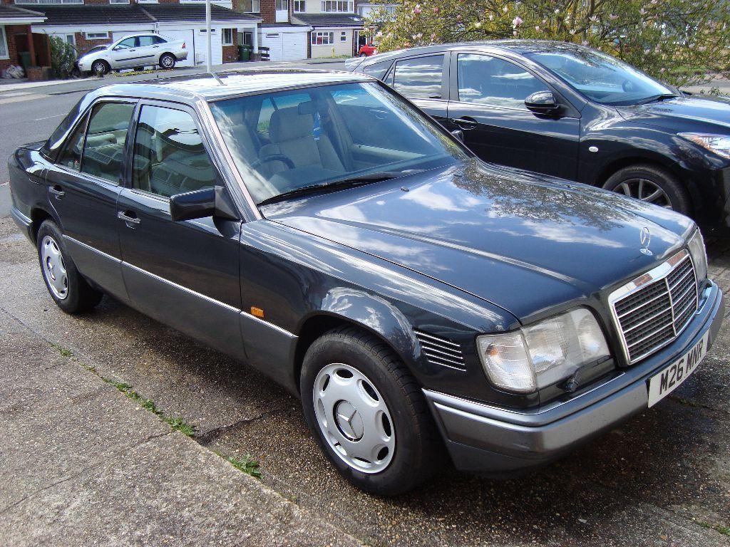 Mercedes-Benz W124 — Вікіпедія