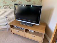 Living room furniture: Sofa, cabinets, TV and DVD job lot!