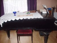 Full Grand Piano for sale.