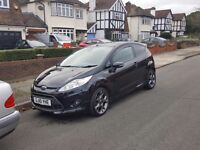 2010 Ford Fiesta Zetec S, Leather Trim, Bluetooth, Parking Sensors