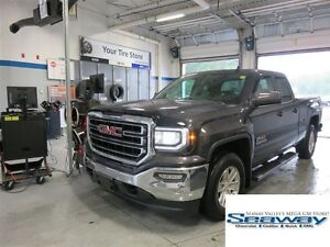 2016 GMC Sierra 1500 SLE SHORT BOX 4WD EXT CAB  - $262.48 B/W