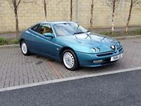 1999 Alfa Romeo GTV 2.0 TS 16V Lusso - Just Serviced with new Timing Belt - MOT 3/01/18