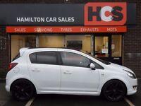 Vauxhall Corsa 1.2 16v ( Black White ) - 1 Year MOT, Warranty & AA Cover - Finance available