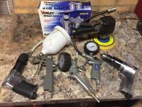 Air tools bundle