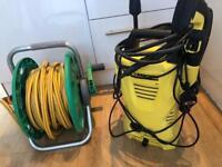 Karcher K2 Pressure Washer & Hose