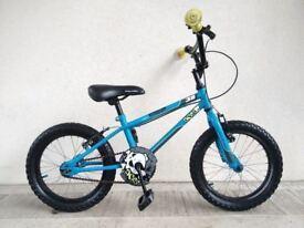 "(2260) 16"" APOLLO ACE 38 BOYS GIRLS KIDS CHILD BIKE BICYCLE; Age: 5-7, Height: 105-120 cm"
