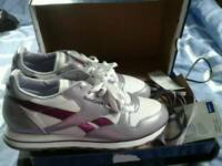 New in box ladies reebok classics
