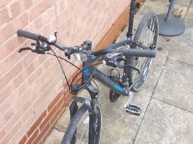 Mans push bike