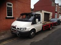 Ford Transit 3.5 TON Recovery